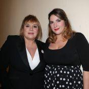 Michèle Bernier et sa fille Charlotte Gaccio complices aux côtés de Léa Castel