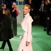 Cate Blanchett : Immaculée et glamour, elle illumine la Terre du Milieu