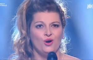 Incroyable Talent - Tatiana, son drame : Ses deux bras happés par une machine