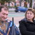 Frédéric et Coralie dans Qui veut épouser mon fils ?, saison 2, le vendredi 14 décembre 2012 sur TF1