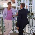 Julien et Angélique dans Qui veut épouser mon fils ?, saison 2, le vendredi 14 décembre 2012 sur TF1