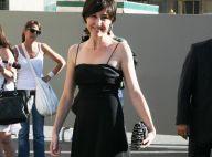 PHOTOS : Défilé Armani, Elsa Zylberstein était la plus classe...