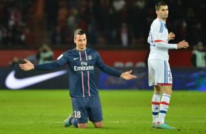 Zlatan Ibrahimovic : Son geste de folie, Dejan Lovren 'massacré' lors de PSG-OL