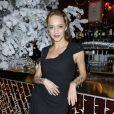 Hélène de Fougerolles à la première édition du prix Grand Colbert au restaurant Le Grand Colbert à Paris le 17 décembre 2012.