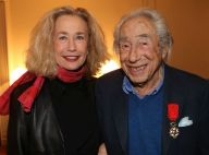 Pierre Grimblat : Très fier de sa Légion d'honneur devant Brigitte Fossey