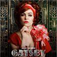 Characters poster pour Isla Fisher dans Gatsby le Magnifique.