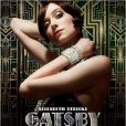 Characters poster pour Elizabeth Debicki dans Gatsby le Magnifique.