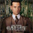 Characters poster pour Tobey Maguire dans Gatsby le Magnifique.