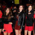 Fifth Harmony lors du premier prime de la finale de X Factor à Los Angeles le 19 décembre 2012.