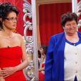 Frédéric et Chantal dans le dernier épisode de Qui veut épouser mon fils ?, saison 2, le vendredi 21 décembre 2012 sur TF1