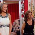 Chantal et Corina dans le dernier épisode de Qui veut épouser mon fils ?, saison 2, le vendredi 21 décembre 2012 sur TF1