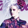 Kelly Osbourne en couverture du magazine britannique Fabulous d'octobre 2012.