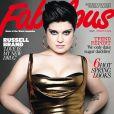 Kelly Osbourne en couverture du magazine Fabulous de février 2008.