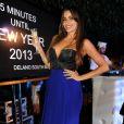 La comédienne Sofia Vergara à la soirée du Nouvel An de l'hôtel Delano, à Miami, le 31 décembre 2012
