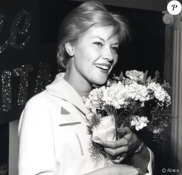 Patti Page en 1963.