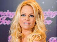 Pamela Anderson : Sexy et radieuse pour le lancement de Dancing on Ice