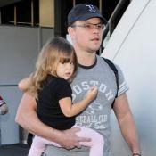 Matt Damon : Papa irrésistible et acteur omniprésent, un vrai jeu d'équilibriste
