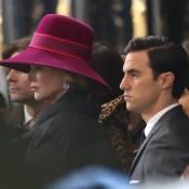 Nicole Kidman en tournage à Paris : Une princesse pleine de Grace