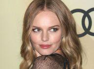 Kate Bosworth : Elégante et sexy en noir au bras de son chéri
