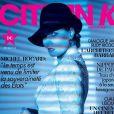 Amy Adams en couverture du magazine Citizen K International. Numéro d'hiver 2013.