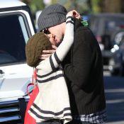 Ashley Tisdale et son boyfriend : Longs et langoureux baisers