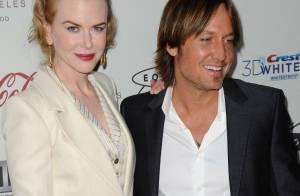 Nicole Kidman : Reine du tapis rouge avec son mari Keith Urban