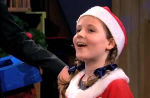 Princesse Ingrid Alexandra : Première télé, en mignonne Mère Noël !