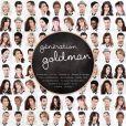 La pochette de Génération Goldman dans les bacs le lundi 19 novembre 2012.