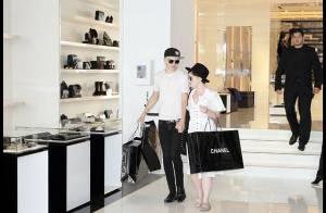 PHOTOS : Kelly Osbourne et son amoureux ont dévalisé... Chanel !