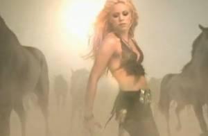 Shakira : Une bomba latina des dancefloors devenue une jolie maman
