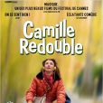 Affiche officielle du film Camille Redouble.