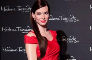 Sandra Bullock, poupée de cire : son double dévoilé chez Madame Tussaud
