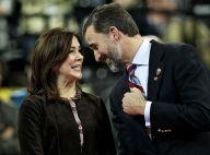 Felipe d'Espagne, Mary de Danemark: Amis et ennemis pour la folle finale du hand