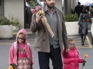 Ben Affleck: Des fleurs pour Jennifer, Seraphina et Violet, ses trois princesses