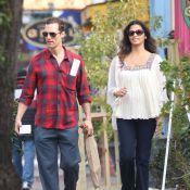 Matthew McConaughey, moins maigre, et Camila, de sortie après l'accouchement