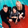 Estelle Denis, Julie Taton et Gérard Vivès pour Splash, le grand plongeon sur TF1