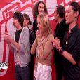 Marlène Schaff dans The Voice 2 le samedi 2 février 2013 sur TF1