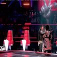 Nadja dans The Voice 2, samedi 2 février 2013 sur TF1