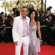 Richard Virenque et son ex épouse au festival de cannes 2006