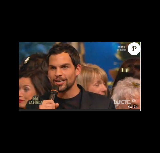 Ugo grand vainqueur de Koh Lanta Malaisie, vendredi 1er février 2013 sur TF1