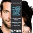 Affiche officielle du film Happiness Therapy.