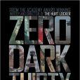 Affiche officielle du film Zero Dark Thirty.