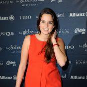 Globes de Cristal 2013 : Anouchka Delon flamboyante, Inna Modja tentatrice