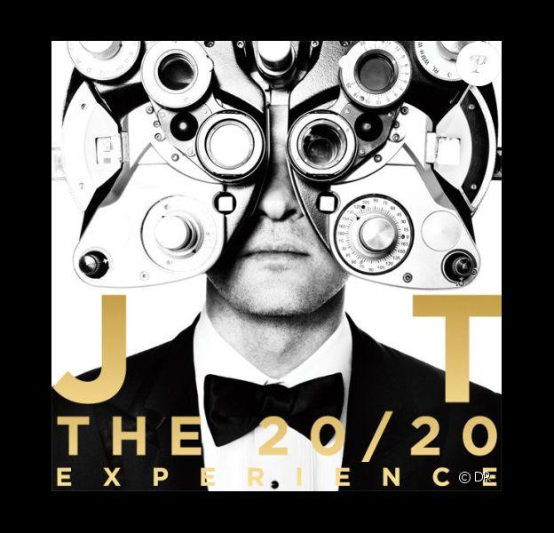 Pochette de l'album The 20/20 Experience, disponible le 18 mars 2013.