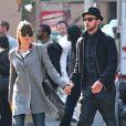 Justin Timberlake et Jessica Biel vont au cinéma à New York, le 11 novembre 2012.