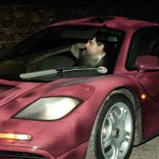 Rowan Atkinson : Sa McLaren F1 refaite à neuf coûte 1 million d'euros !