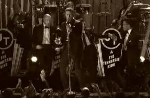 Justin Timberlake aux Grammy Awards : Son triomphal retour sur scène