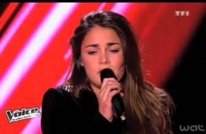 The Voice 2 – Laura Chab' : 'J'avais des posters de Jenifer, j'étais fan d'elle'