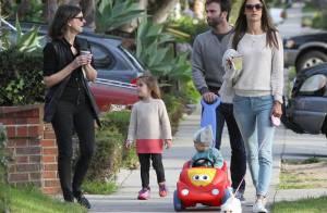 Alessandra Ambrosio : Maman stylée avec ses enfants à croquer