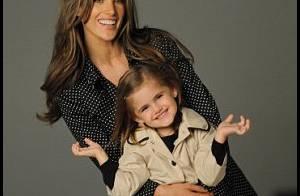 Alessandra Ambrosio : Sa fille Anja, déjà mannequin et très à l'aise !
